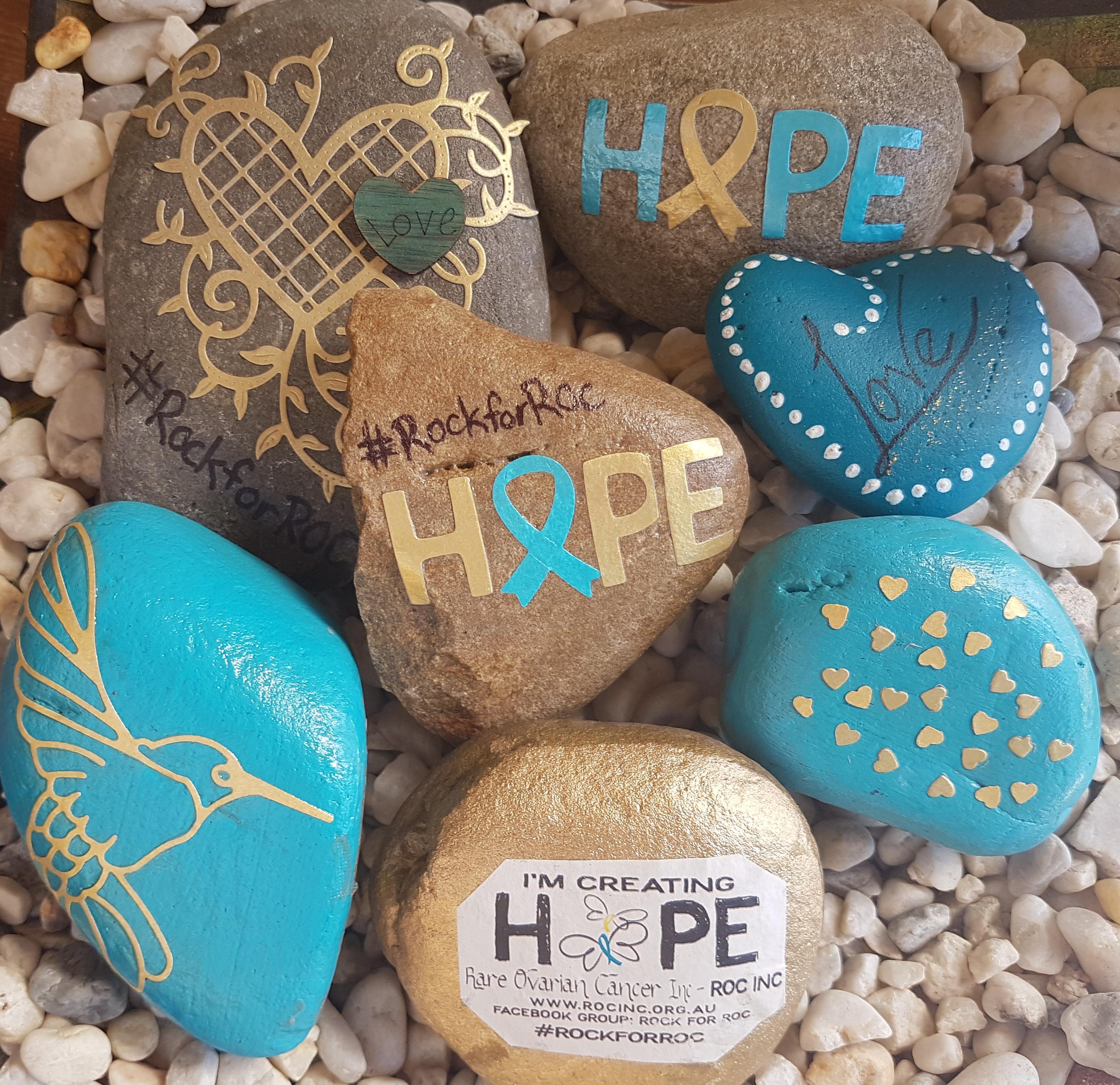 World Ovarian Cancer Awareness Day May 8th Roc Inc
