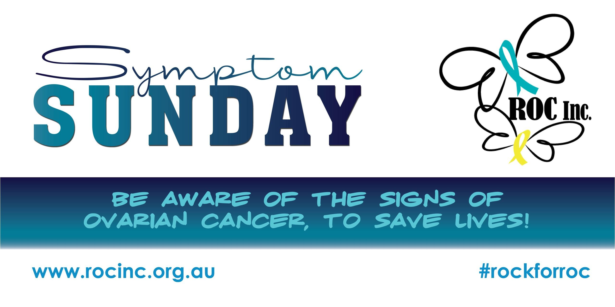 Busting Myths About Pap Smears And Ovarian Cancer On Symptom Sunday Roc Inc